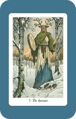 Ancestor, Wildwood Tarot